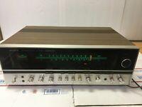 Vintage Sony SQR 6750 AM/FM 4 Channel Receiver SQ Full Logic Japan