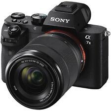 New Sony Alpha a7 II Digital Camera With FE 28-70mm OSS Lens - 3 Year Warranty