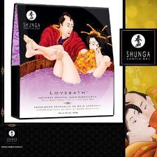 Bagno Erotico Lovebath Sensual Lotus Shunga Sexy shop hot xxx relax sensual