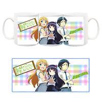 Ore No Imouto Oreimo Kuroneko Kirino Tazza Ceramica Mug Cup Manga Anime