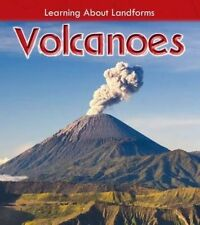 Volcanoes (Young Explorer: Learning About Landforms)-ExLibrary