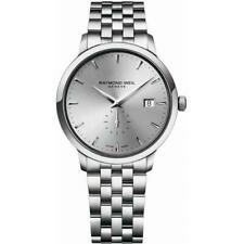 Raymond Weil Mens Watch Toccata Silver Dial 5484-ST-65001 - NEW - Never worn.