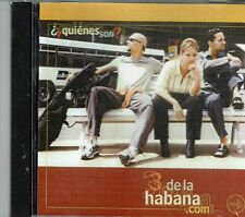 3 De La Habana  Quienes Son    BRAND  NEW SEALED  CD