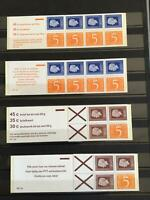 Netherlands mint never hinged stamps booklets Ref R25541