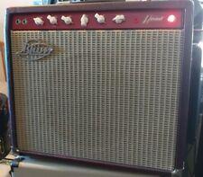 """Rare BLUM """"Head"""" Tube Amplifier Amp Combo. 2 6L6 power tubes. Eminence speaker."""