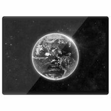 Plastic Placemat A3 BW - Planet Earth Globe Space NASA  #41978