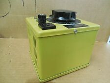Automation Variable Autotransformer ASC1010RC 1PH 1.4 KVA 10A  in120V out 0-120v