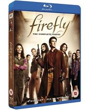 FIREFLY 2003: COMPLETE TV SERIES 2017 15th Anniversary Edition - NEW BLU-RAY UK