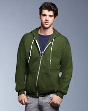 Cotton Hooded Plain Sweatshirts for Men
