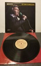 David Houston-next Sunday I'm Gonna Be Saved-lp EXCELLENT CONDITION