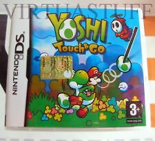 Yoshi Touch & GO, Nintendo, DS, 3DS, EURO, PRIMA STAMPA ITALIANA, like brand new
