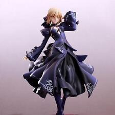 Fate/stay night Grand Order Saber Black Robe Ver. PVC Figure Anime dolls AU