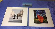 PINK FLOYD (LP) WISH YOU WERE HERE [GERMAN 1975 1C 062-96 918 +OIS POSTCARD]