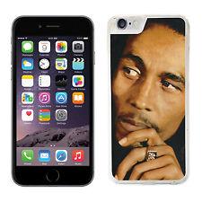 Bob Marley caso si adatta iPhone 6 & 6S Cover hard mobile (5) TELEFONO APPLE Reggae