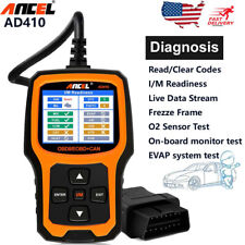 OBDII Code Reader OBD2 Scanner Automative Car Check Engine Fault Diagnostic Tool