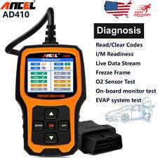 OBDII Code Reader OBD2 Scanner Automative Car Check Engine Fault Diagnostic Tool