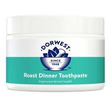 Dogs Dorwest Herbs Roast Dinner Toothpaste, Herbal, Natural Dogs Teeth Whitener