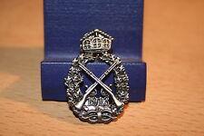 Pin Kaiserreich Schützenabzeichen 1913   Metall Neu   239