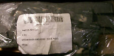 NOS (New Old Stock) MOLLE Pistolman Pocket Set (4-9mmmagpouches/leg extender)