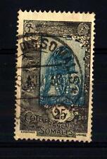 FRENCH SOMALI COAST - COSTA FRANCESE SOMALA - 1922-1924 - Francobollo del 1915.