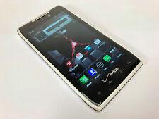 Motorola Droid Razr XT912 Verizon 16GB 4G LTE Android Smartphone 8MP - White
