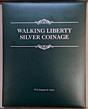 The Walking Liberty Coinage Collection 24 Coins Silver & 1986-1997 ASEs