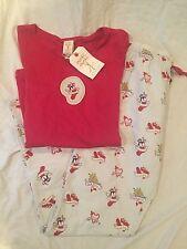NWT Womens MUNKI MUNKI 2 Piece Christmas Pajama Set, X-Large, Perfect Pajamas