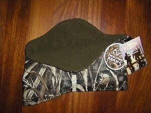 Avery Greenhead Gear GHG Warmer Fleece Neck Hat Gaiter Realtree MAX 5 Camo