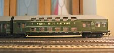 SCHICHT HO 1104/1105 PKP POLSKIE KOLEJE PANSTWOWE POLISH 6-UNIT ARTICULATED CAR