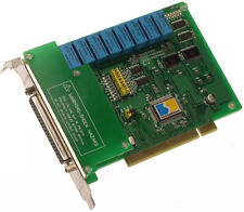 ICP DAS PISO-P8R8 Opto-Isolated 8 Digital Input/Relay Output PCI Interface Board