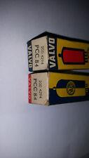 2x PC93 Valvo NOS  Röhren / tubes Nr.C59