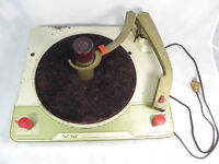 Vintage 1950's V-M Voice Of Music Tri-O-Matic Record Changer Player Model 1225GE