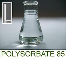 Polysorbate 85 Emulsifier Solubiliser  (Cosmetic Grade) (Tween85) 100ml