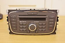 GENUINE FORD FOCUS MK3 6000 CD MP3 PLAYER RADIO WITH CODE 7M5T-18C815-BA 08-12