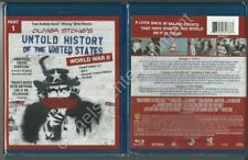 Untold History of the United States, Part 1: WWII (Blu-ray Disc) NEW & SEALED