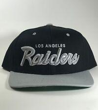 Throwback Los Angeles Raiders Snapback NWA Style