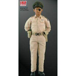 Hobby Master 1/6 Figure HF0004 Israeli Defence Force Chief of Staff Moshe Dayan