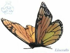 Hansa Monarch Butterfly 6551 Soft Toy Insect Sold by Lincrafts Established 1993