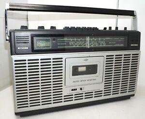Radiorecorder Universum CTR 2386 Kassettenrecorder DEFEKT FÜR BASTLER
