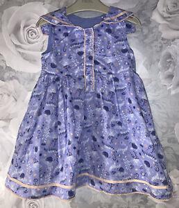 Girls Age 18-24 Months - Summer Dress From TU