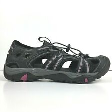 Outland Solstice II River Sandals Women's Size 9 Charcoal/Pink S6027WVP