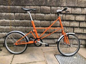 Alex Moulton Space Frame TSR2 Belt Drive Separable Bike Bicycle New Old Stock