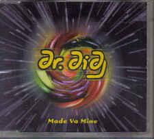 Dr Didge-Made Ya Mine cd maxi single