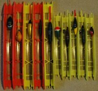 Lot 10 lignes montées différentes 7M pêche au coup flotteur Filstar/Top Float 26