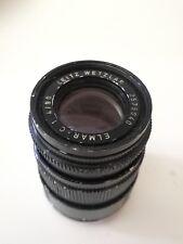 Leica elmar c  90 mm m mount f4 cl  m6 m3 m4 no summilux summicron
