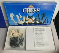 Vintage Board Game Spears Games Chess 1984 complete great condition