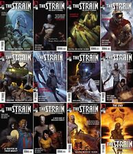 THE STRAIN: NIGHT ETERNAL (12) Comic Set #1 2 3 4 5 6 7 8 9 10 11 1st print lot