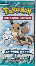 1x Booster Echantillon - N&B:Glaciation Plasma - Cartes Pokemon Neuves Française