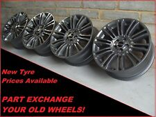 "2615 Genuine 19"" Style 1002 Land Range Rover Evoque Discovery Velar Alloy Wheels"