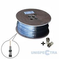 20m RG6 ENHANCED SHIELDING CABLE FOR SATELITE VIRGIN MEDIA SKY AERIAL INSTALLS